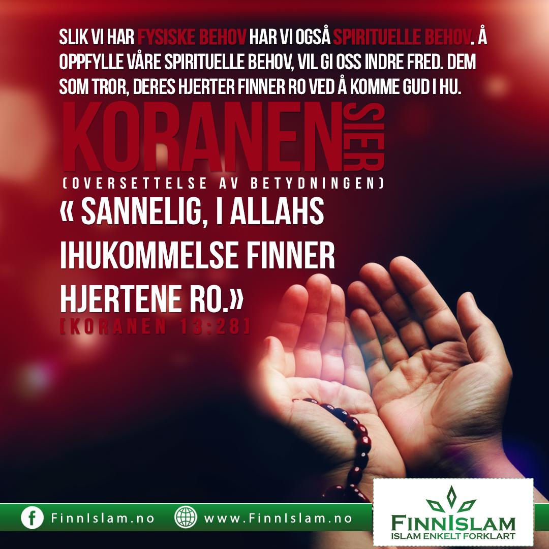 Allah ihukommelse